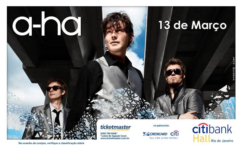 """Butterfly, Butterfly"" terá um video clipe A-ha-farewell-tour2010"