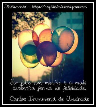 drummond felicidade