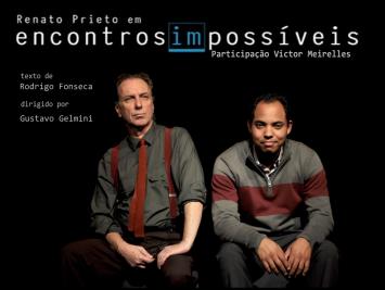 Renato Prieto e Victor Meirelles
