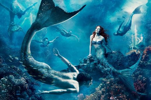 disney dream photo manipulation annie leibovitz 14