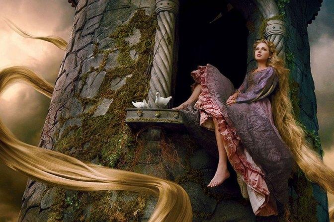 disney dream photo manipulation annie leibovitz 17