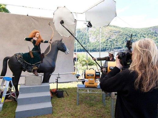 disney dream photo manipulation annie leibovitz 22