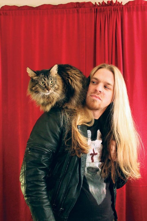 metal cats alexandra crockett 8