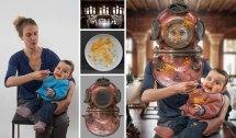 creative dad children photo manipulations john wilhelm 22