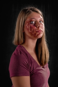 A verbal abuse awareness project by commercial photographer Rich Johnson of Spectacle Photo Make up provided by Bill McCoy Tim Hays Matt Sprunger Jonah Levy Production assistance provided by: Condido Verona Location and facilities provided by Stage 1 Studios and Robert Tuscani Video Douglas Howard from Pixel1080 Creative and Production assistance Caleb Morgan