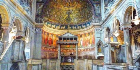 Basílica de San Clemente al Laterano